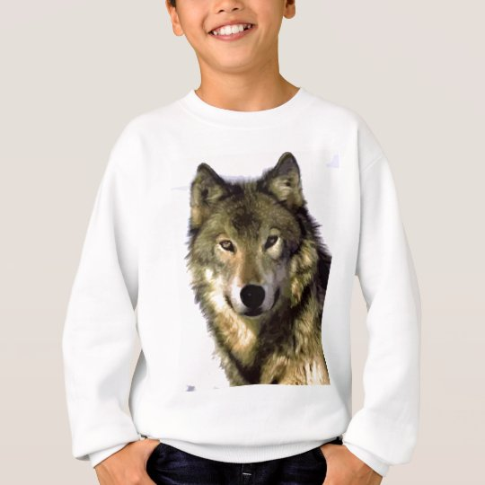 Grey Wolf Sweatshirt