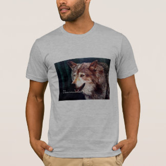 Grey Wolf T Shirt