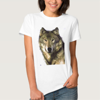 Grey Wolf Tee Shirts