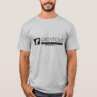 Greyfoot Cat Rescue Logo Men Shirt
