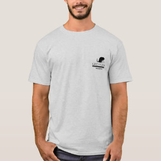 Greyfoot Cat Rescue Logo Mens Shirt