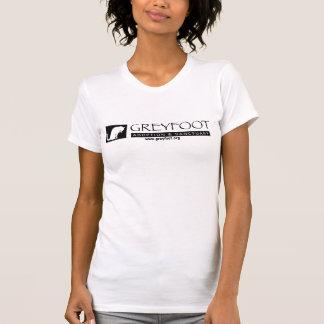 Greyfoot Cat Rescue Logo Womens Shirt