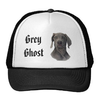 GreyGhost Cap Trucker Hat