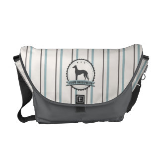 Greyhound 45 mph Retired Racer Commuter Bags