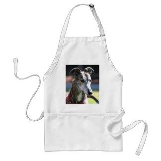 Greyhound apron