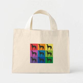 Greyhound Art Bag