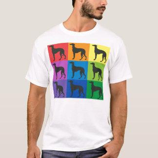 Greyhound Art T-Shirt