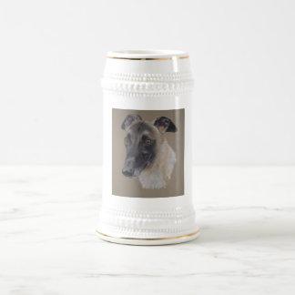 Greyhound Beer Steins