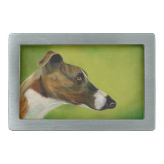 Greyhound belt buckle (a336) title=
