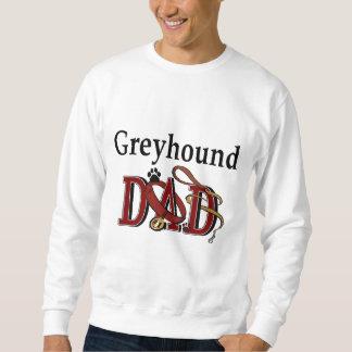 Greyhound Dad Gifts Sweatshirt