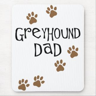 Greyhound Dad Mouse Mat