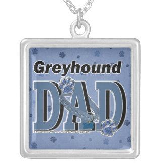 Greyhound DAD Pendant