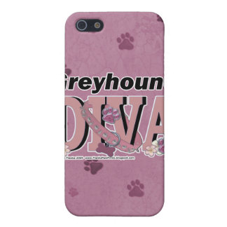 Greyhound DIVA Cases For iPhone 5