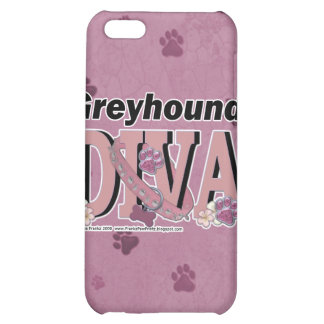 Greyhound DIVA iPhone 5C Cover