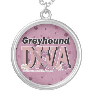 Greyhound DIVA Necklaces