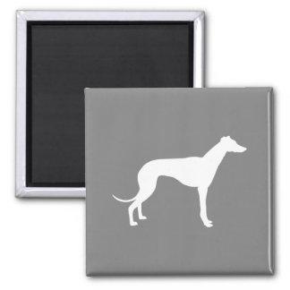 Greyhound Dog Magnet