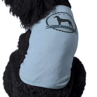 Greyhound Dog Retired Racer 45 mph Lazy Pet Shirt