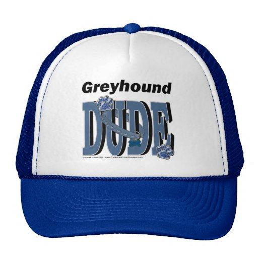 Greyhound DUDE Hats