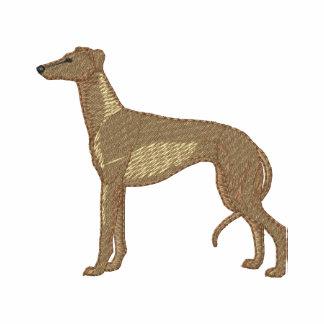 Greyhound Embroidered Hoodies