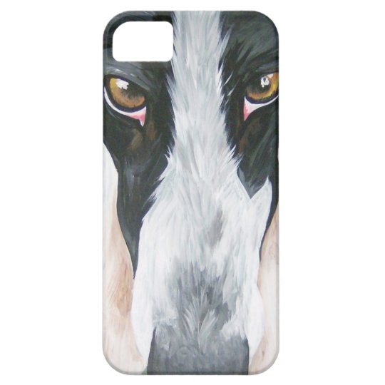 Greyhound Eyes Case For The iPhone 5
