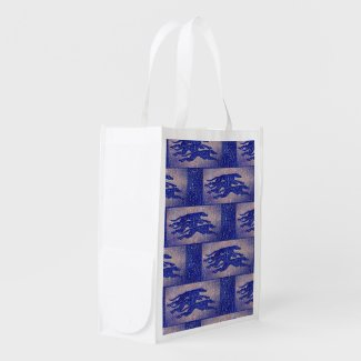 Greyhound (g428) reusable grocery bag title=