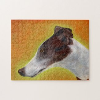 Greyhound jigsaw puzzle (a106) (check) title=