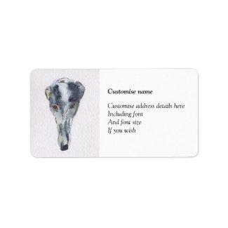 Greyhound labels (a273)