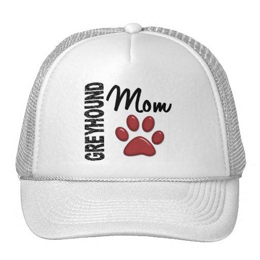 Greyhound Mom 2 Hats