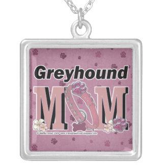 Greyhound MOM Necklaces