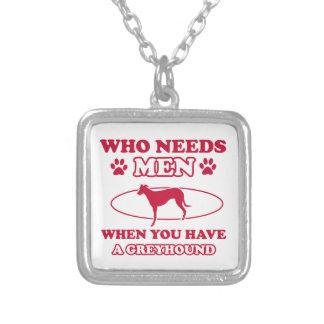 greyhound mommy design jewelry