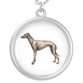 Greyhound Necklace