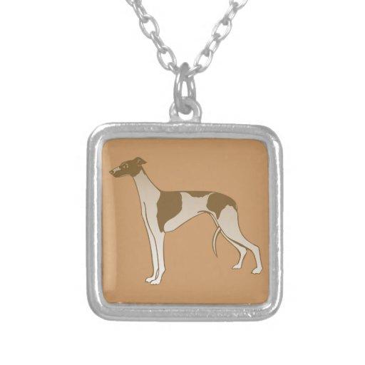 Greyhound Pendant