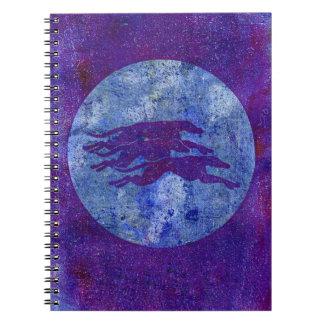 Greyhound notebook (a319)