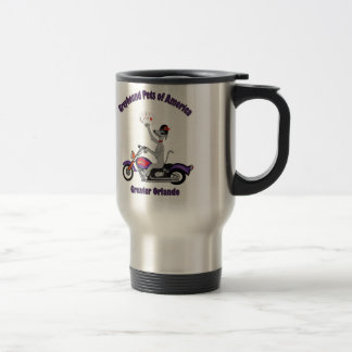 GREYHOUND PETS of AMERICA Travel Mug