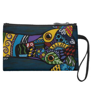 Greyhound - Retired Racing Rescue Wristlet