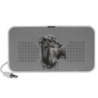 Greyhound iPhone Speaker