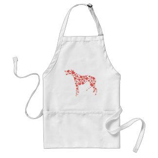 Greyhound Standard Apron