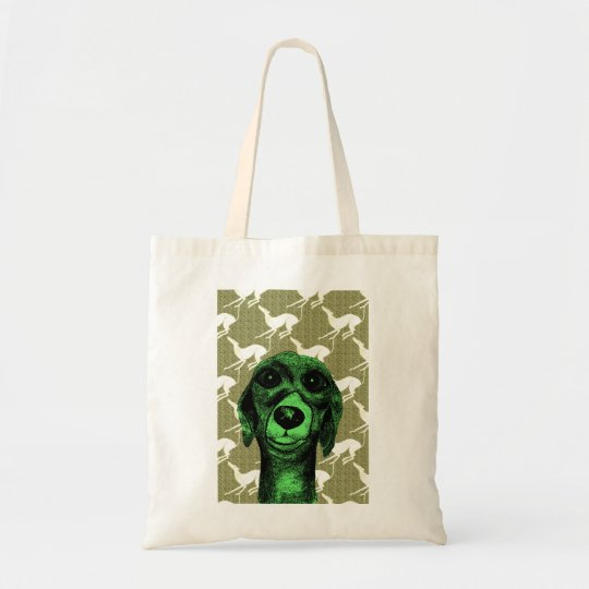 GREYHOUND THOUGHTS TOTE BAG