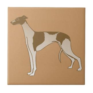 Greyhound Tile