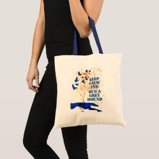 Greyhound tote bag (a449) title=