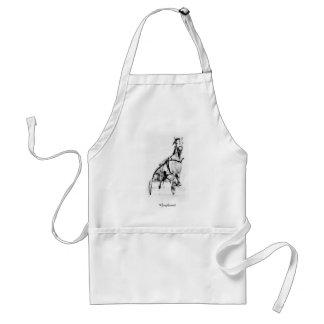 Greyhound Trotter Standard Apron