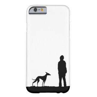 GREYHOUND WALK BARELY THERE iPhone 6 CASE