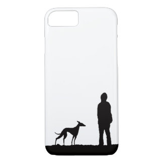 GREYHOUND WALK iPhone 7 CASE