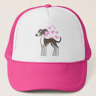 Greyhound / Whippet / Italian Greyhound Love Trucker Hat