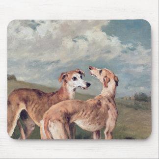 Greyhounds Mouse Mat