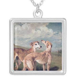 Greyhounds Custom Necklace