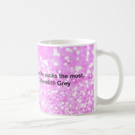 Greys Anatomy Coffee Mug