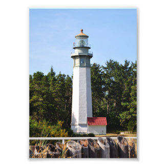 Greys Harbour Lighthouse Photo Print