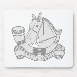 Greys Scouts Mouse Pad