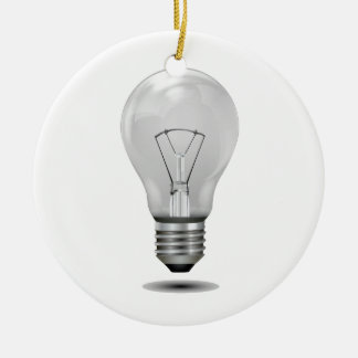 greyscale lightbulb graphic realistic.png christmas ornament